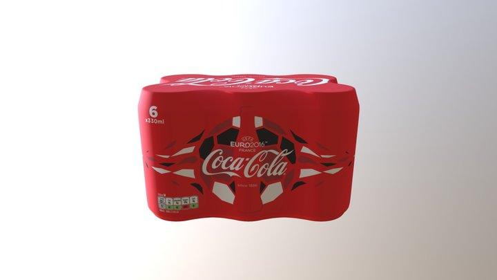 Coca Cola 3D Model