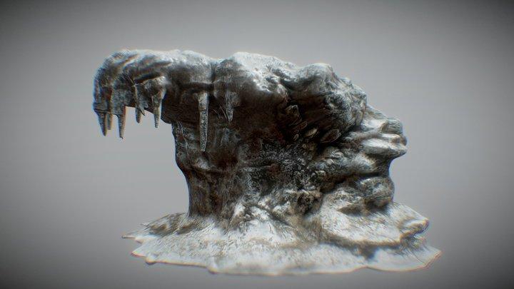 Frozen Platform 2 3D Model