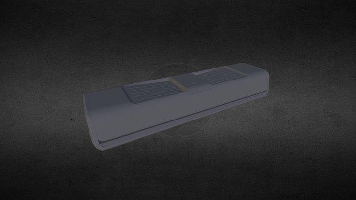 S F Test 01 3D Model