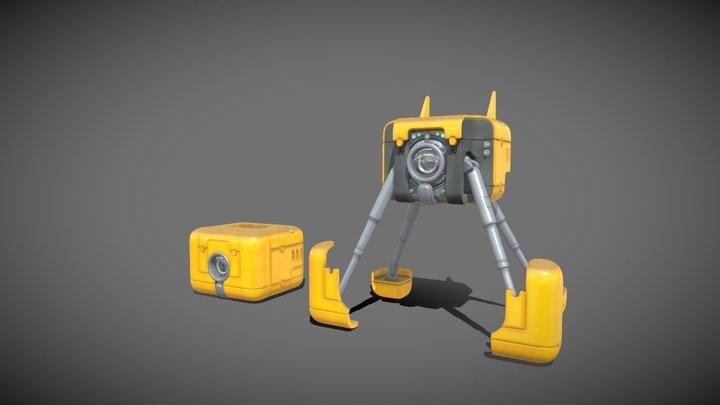 Cubots 3D Model