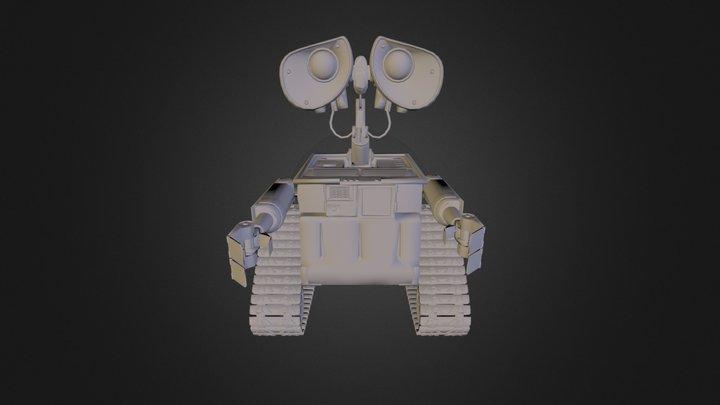 W A L L E L O W 3D Model