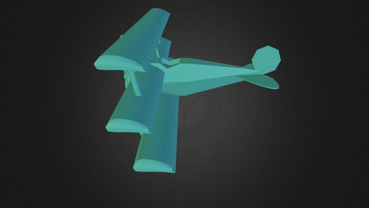 triplane 3D Model