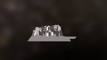 Sioux City Iowa Arena 3D Model