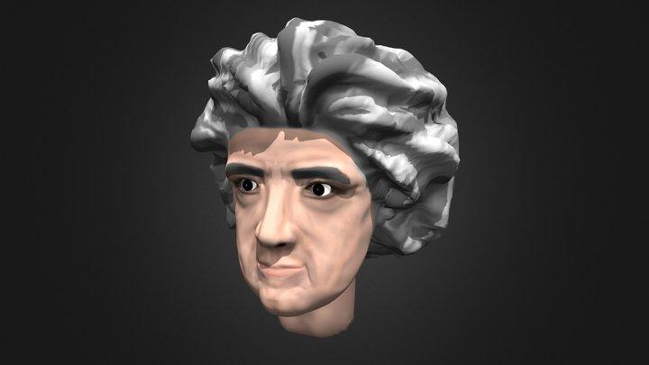 Perso - Un air de Beethoven 3D Model