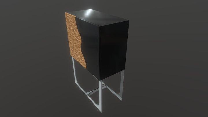 Bar Unit 3D Model