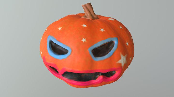 HAPPY HALLOWEEN! 3D Model