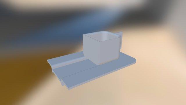 Malevich Coffee 3D Model