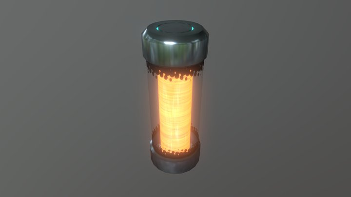 Life/Energy thank 3D Model