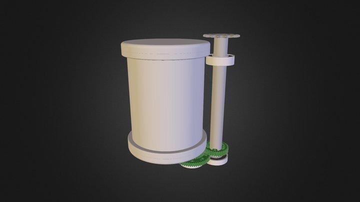 PARKER Stone 2 b 3D Model