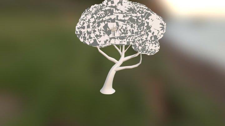 Arbol Plaza 3D Model