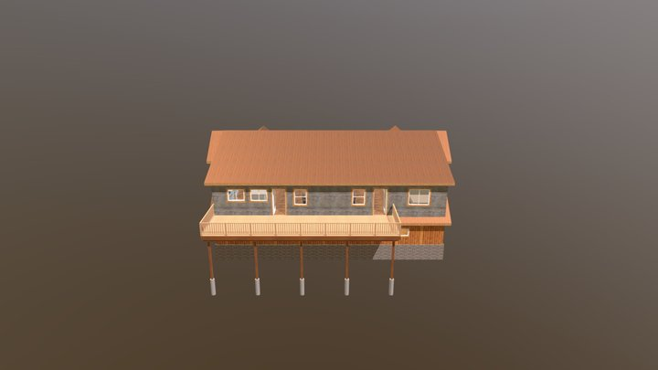 SCOTT & SHAWN CATHEY-4-3-20 3D Model