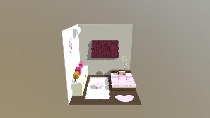 Rest for tomorrow (Sakuma Mayu) 3D Model