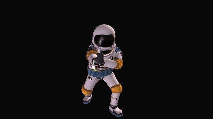 Astro13_Shoot 3D Model
