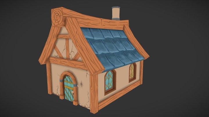 iHome (wip) 3D Model