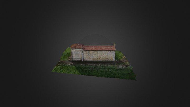 Ermita 3D Model