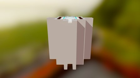 First every Voxel creation - building 3D Model