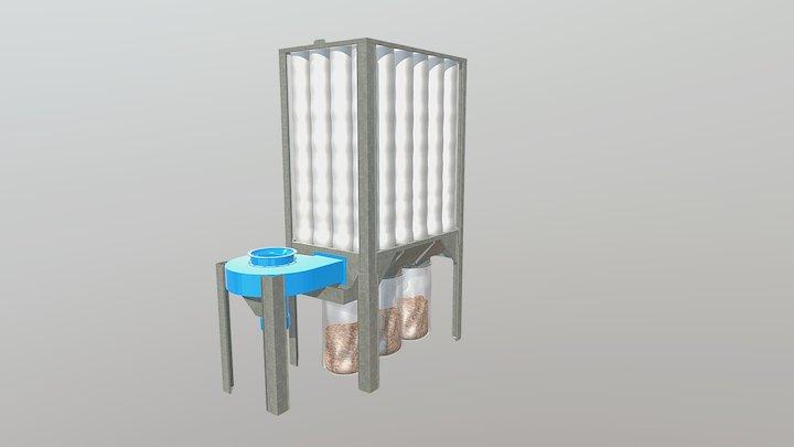 S-Series 3D Model