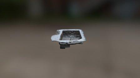 Scavo geo-archeologcio 3D Model