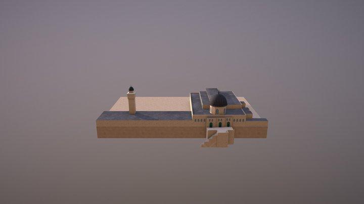Masjid Al Aqsa 3D Model