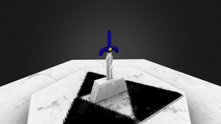 lofimastersword.obj 3D Model