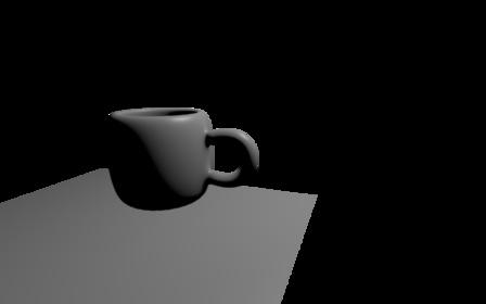 cup01 3D Model