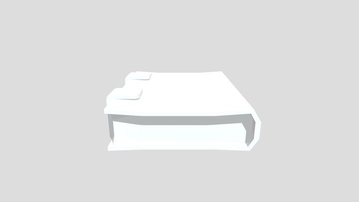 GART130 Spell Book 3D Model