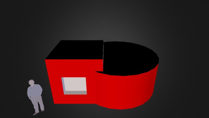 Out 3D Model