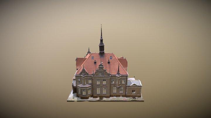 Kochstedt 3D Model