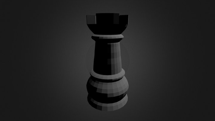 Torre/tower 3D Model