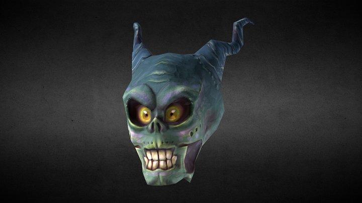 CHARA DESIGN - Skull 3D Model