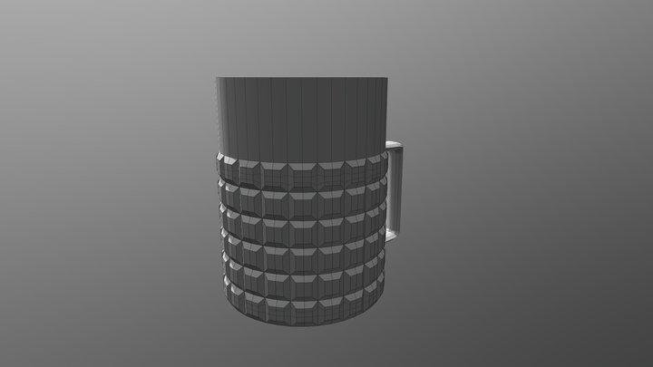 Mug - Low Poly 3D Model