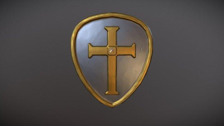 Shield Final 3D Model
