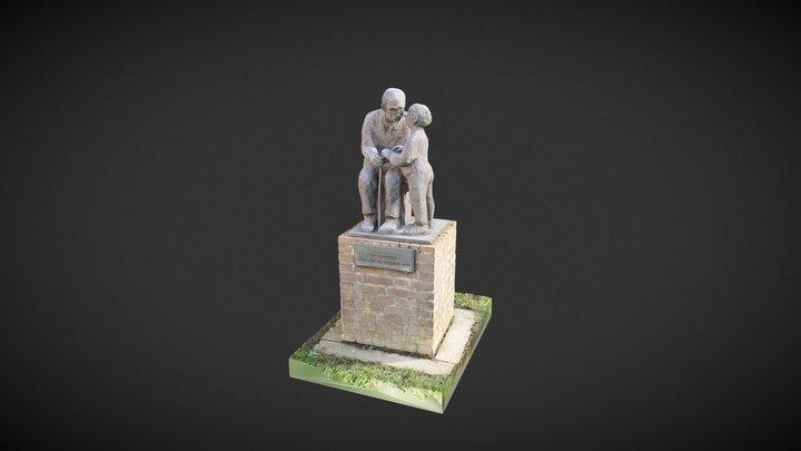 The little secret 3D Model