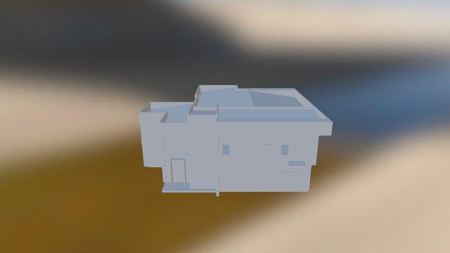Maqueta Casa 3D Model