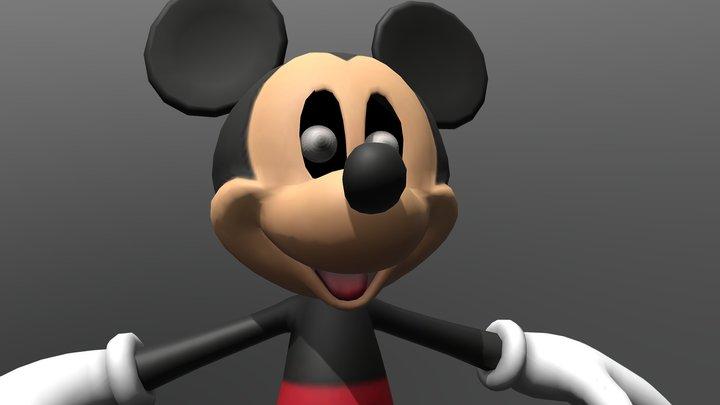 Mickmick 3D Model