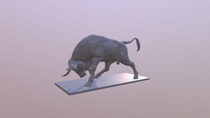 Taureau 3D Model