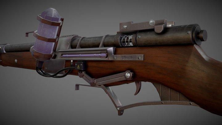 Nomarch Rifle 1588 3D Model