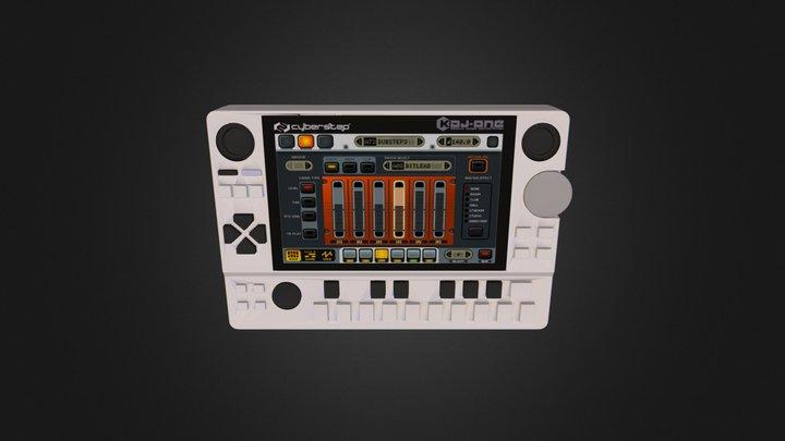 KDJ-ONE 3D Model