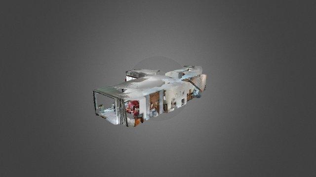 Large Room - Pointcloud 3D Model