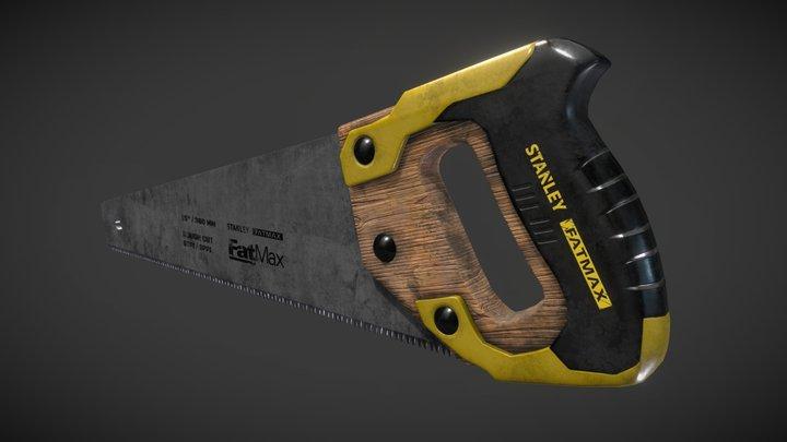 Tool Assignment - Maria Martinez 3D Model
