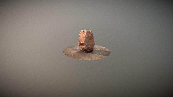 Himalayan Salt Lamp 3D Model