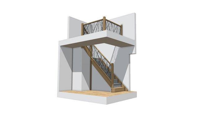 Walton final renovation design 3D Model