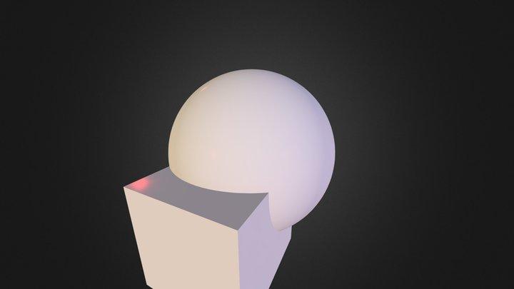 Sketchtest 3D Model