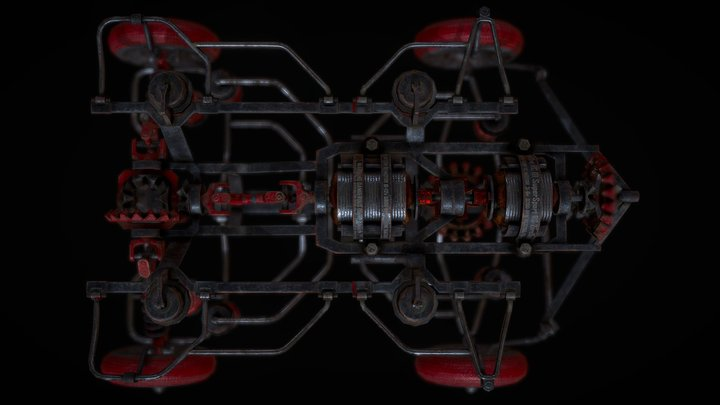 Rc 3D Model