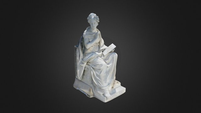Soldiers' National Mounument - History 3D Model