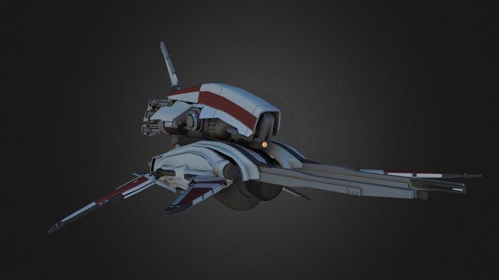MV2 3D Model