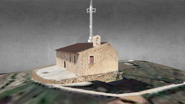 Santiago de Pueyo 3D Model