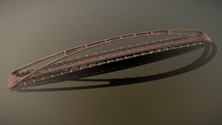 bridgeA 3D Model