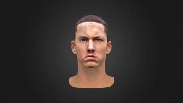 Eminem 3D Model