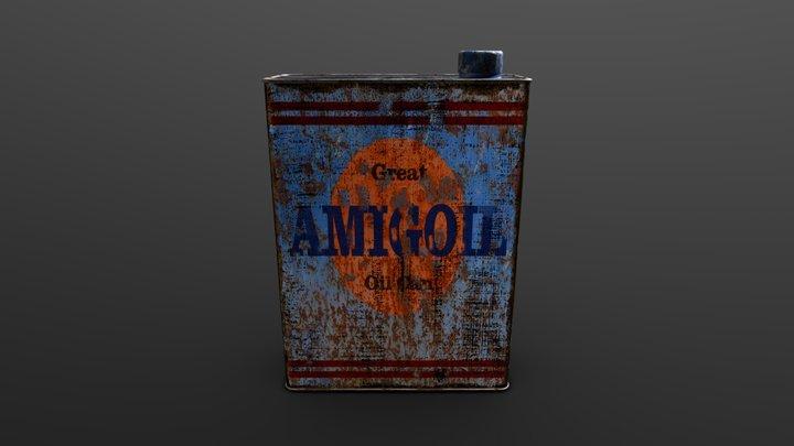 Amigoil 3D Model